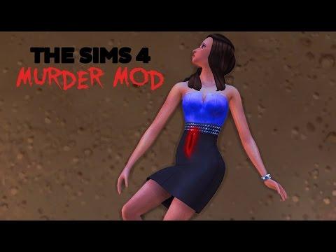 Serial Killer MOD for Sims 4 - GameModdingnet