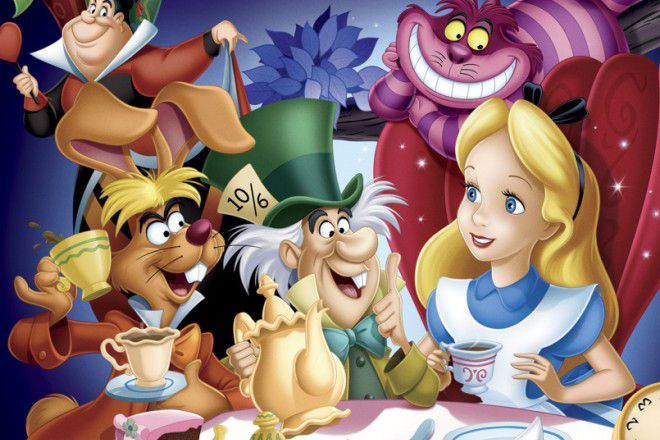 Alice in Wonderland (2010) - Movie - Moviefone