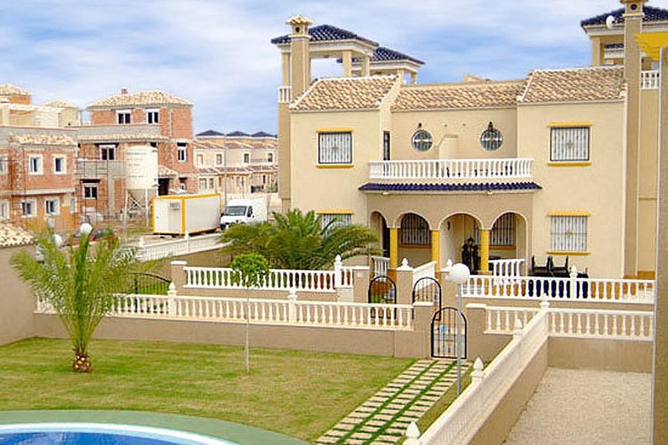 Испания Кризис меняет структуру рынка жилья