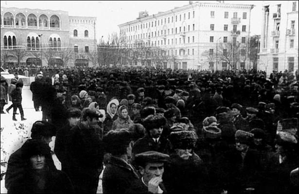 «Бунт вайнахов»: чтослучилось вГрозном в1973 году