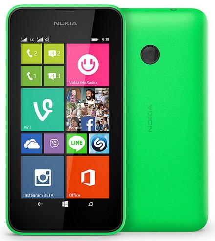 Manuel utilisateur nokia lumia 530