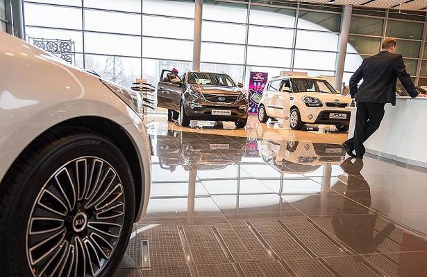 ВЕвропе резко упали продажи автомобилей