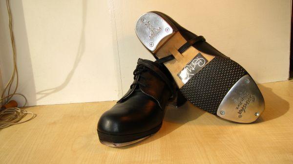 Набойки на мужские туфли