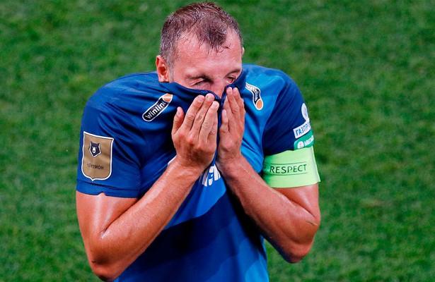 Тошнотный «Зенит»— лицо футбола России