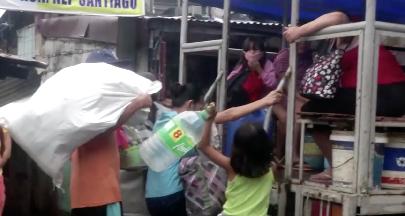 Манила срочно эвакуируется подальше отберега