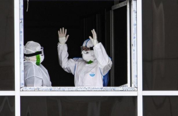 ВПетербурге продлили меры против коронавируса