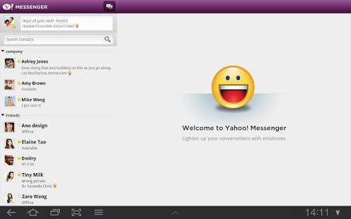 Messenger – Text and Video Chat for Free - Google Play