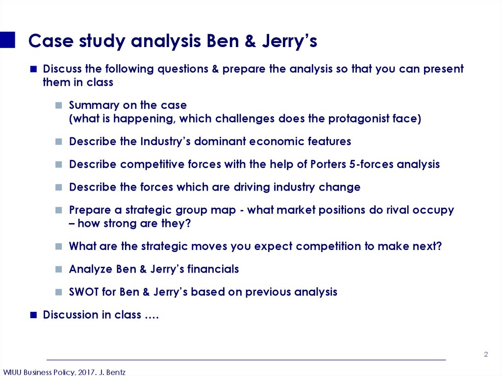 abc case study for student analysis Case Study Analysis
