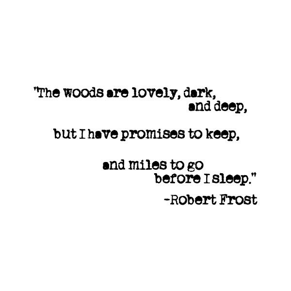 Robert frost essay the figure a poem makes