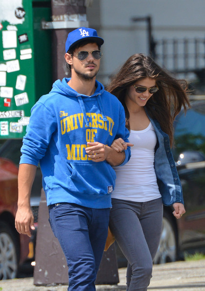 Taylor Lautner Dating Abduction Co-Star? - MTV UK