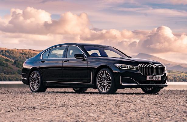 Дизельная BMW7серии проехала 1450 кмнаодном баке