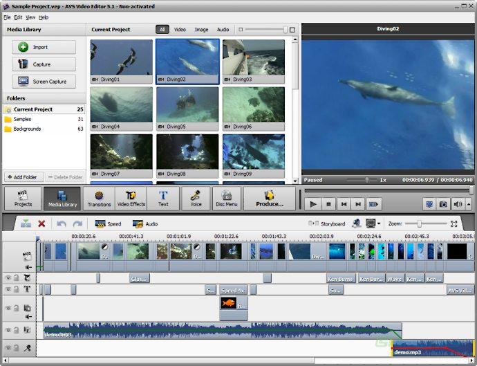 VSDC Free Video Editor - Download