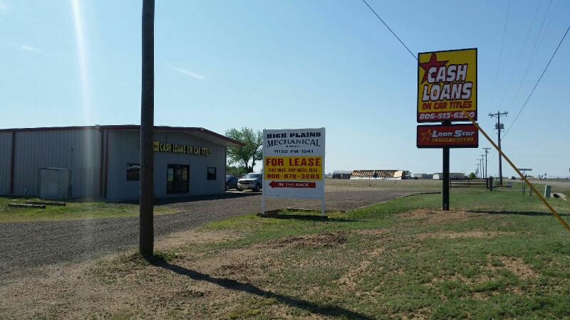Amarillo land loans