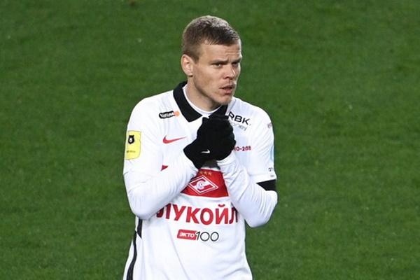 Ткаченко рассказал о переходе Кокорина в «Спартак»