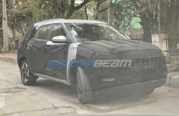 Трехрядная Hyundai Creta может получить собственное имя
