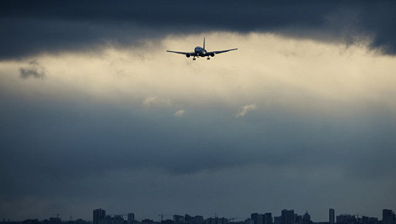 ВНовосибирске экстренно сел пассажирский Boeing 777