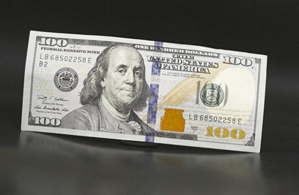 Доллар дорожает домаксимума сконца декабря