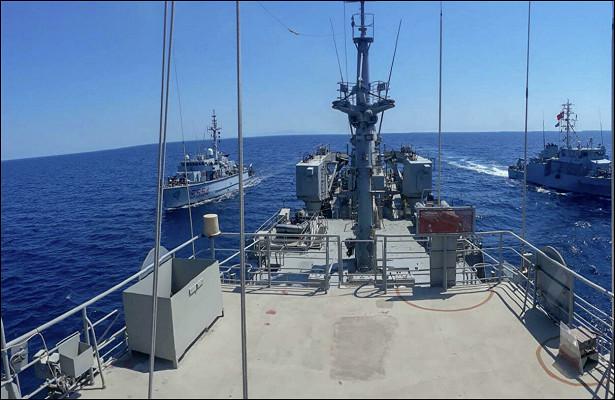 Корабли НАТО зашли вЧерное море