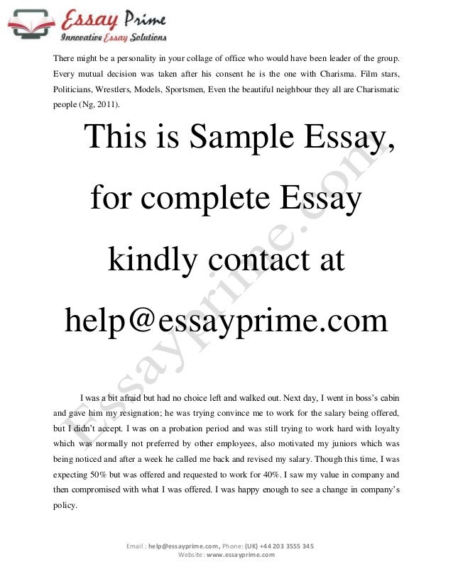How to Write a Definition Essay: Examples - EssayPro