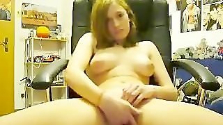 Blonde fuck hot office who