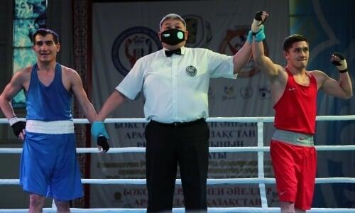 Стали известны всеполуфиналисты чемпионата Казахстана побоксу