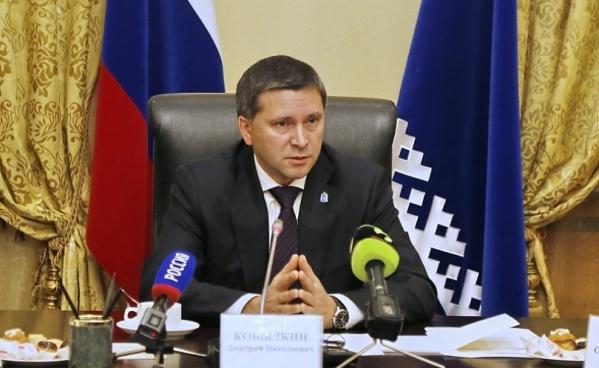 Дмитрий Кобылкин провел рабочую встречу спредставителями политических партий