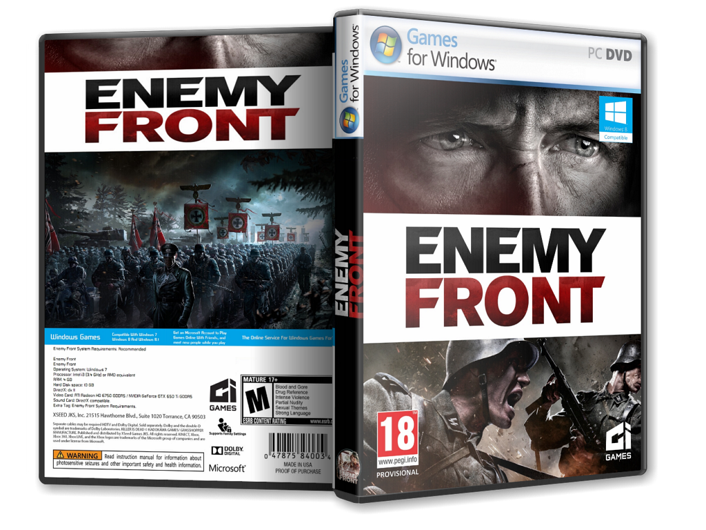 Enemy Front Crack Download - YouTube