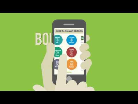Mobile loans application