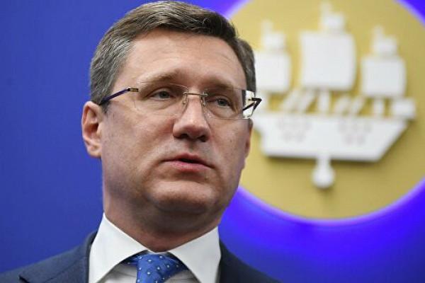 Новак рассказал, кчему может привести переизбыток СПГ