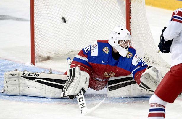 Российский вратарь «Рейнджерс» подрался содноклубником после игры