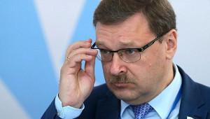 Косачев рассказал озаинтересованности Германии в«Севпотоке— 2».