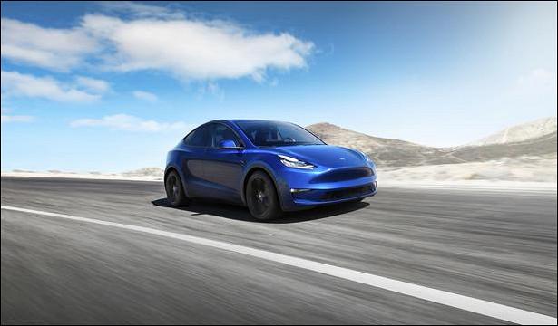 Tesla приостановила продажи бюджетной Model Y