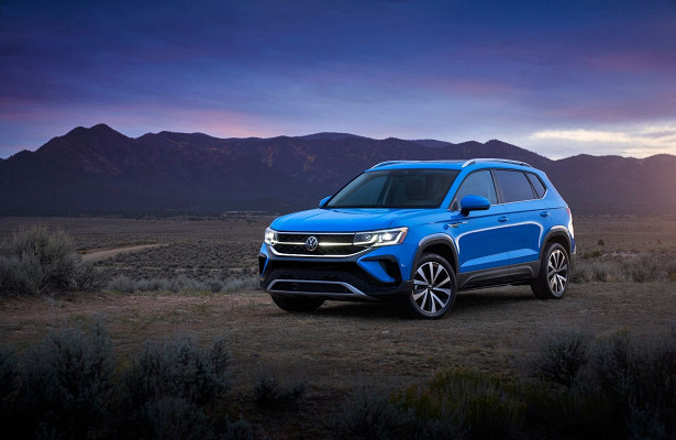 Новый кроссовер Volkswagen будет стоить дешевле конкурентов