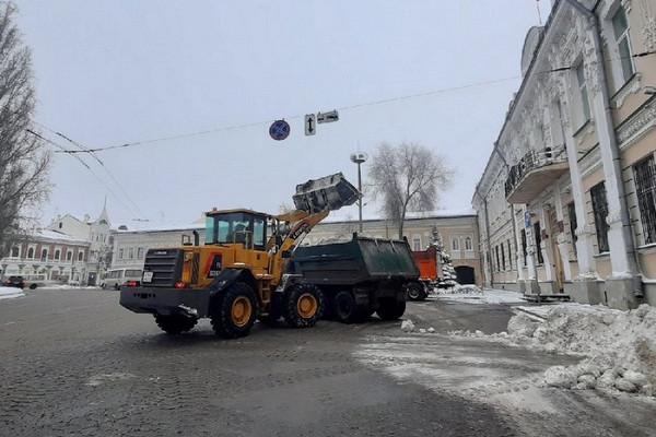 Прокуратура проверяет, каквСамаре чистят улицы отснега