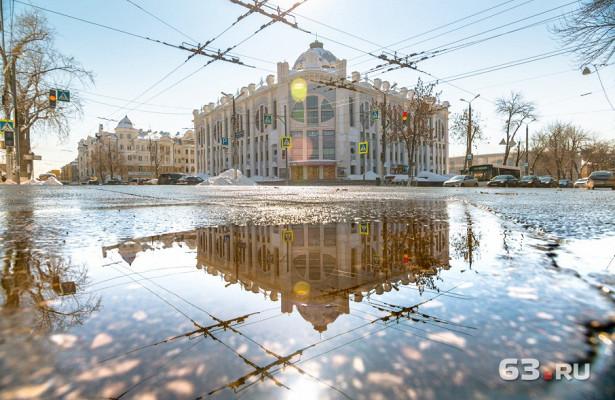 Улица Льва Толстого: блеск инищета старой Самары