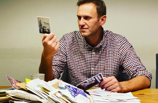 Навальный опроверг наличие унего ограничений навыезд заграницу