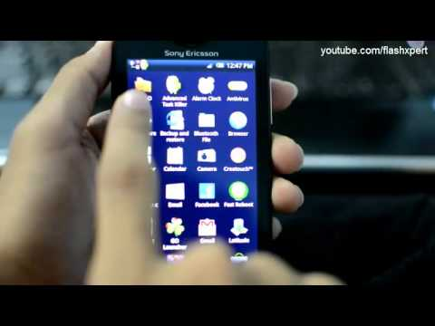 Download sony ericsson x10i firmware