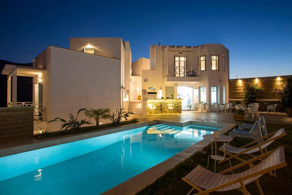 Недвижимость в Андрос цена