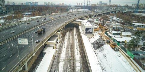 Собянин открыл новую станцию Ховрино будущего МЦД-3