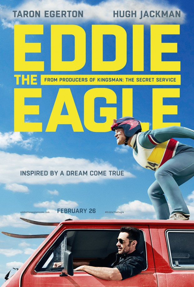 Eddie the Eagle 2016 Movie HD full movies watch Eddie