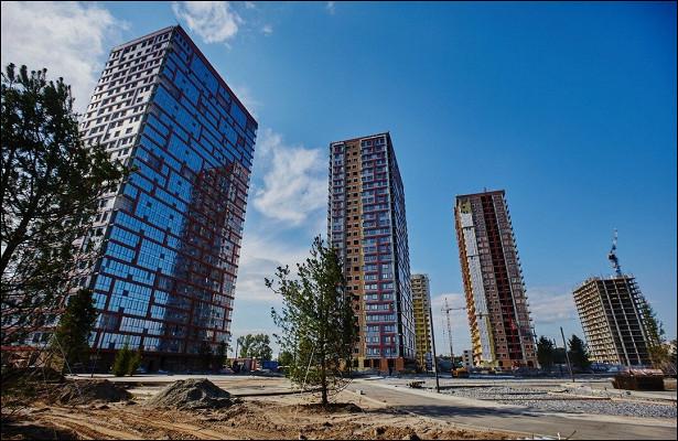 ВРоссии перестали дорожать квартиры вновостройках