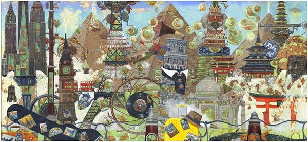 «Круговорот» начался вИзмайловском кремле
