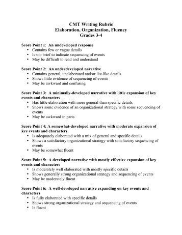 essay writing for 6th graders