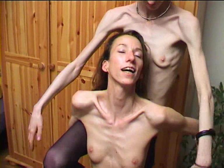 Секс очень страшилки худую