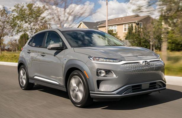 Hyundai хоят засудить загорящие электрокары Kona