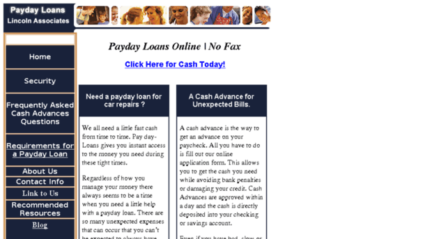 Vacaville payday loans