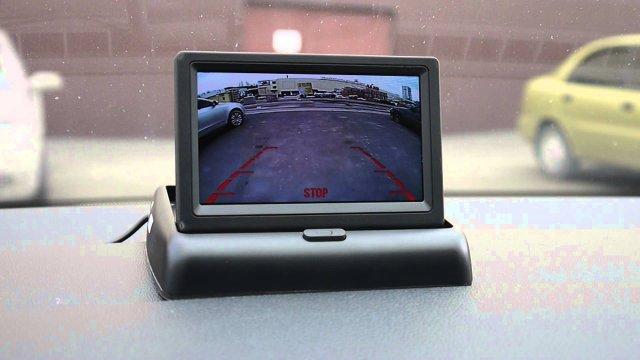Монитор для камеры заднего вида алиэкспресс