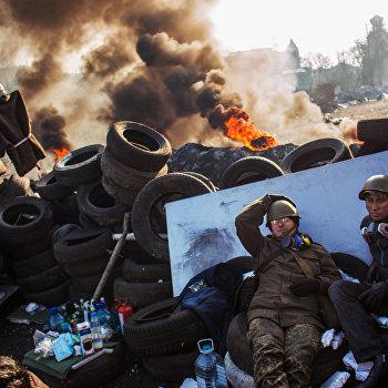 Какэтобыло 21февраля 2014 года. Невыполненное соглашение ибегство Януковича