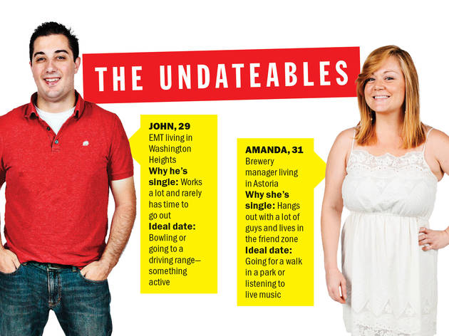 The Undateables - All 4