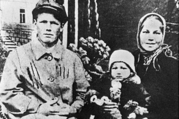 Кемнасамом деле были предки Ельцина